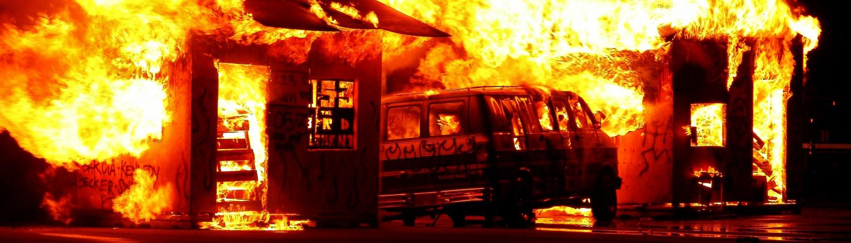 Stor brann som kunne vært unngått med brannalarm