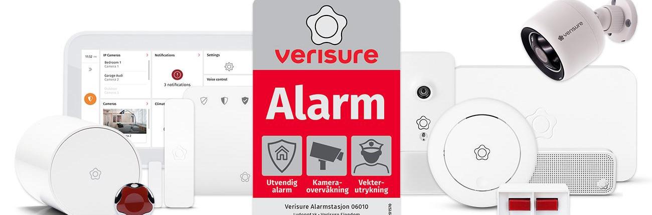 Alarmpakke bedrift